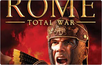 В марте выйдет Мак-версия стратегии Rome: Total War Gold Edition.