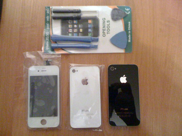 Iphone 4 перепрошивка своими руками 96